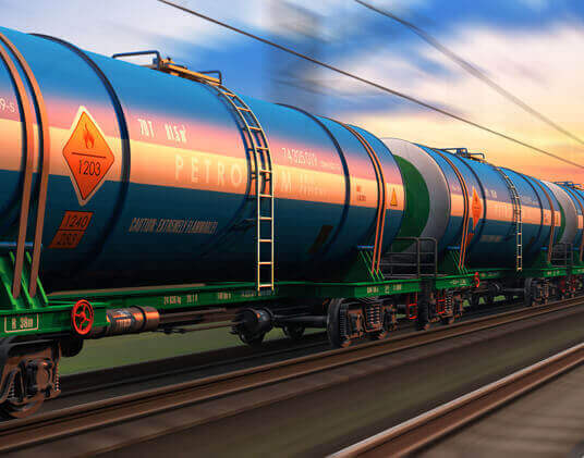 rail freight transport companies in india